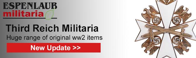 Original WW2 German Militaria - Espenlaub Militaria