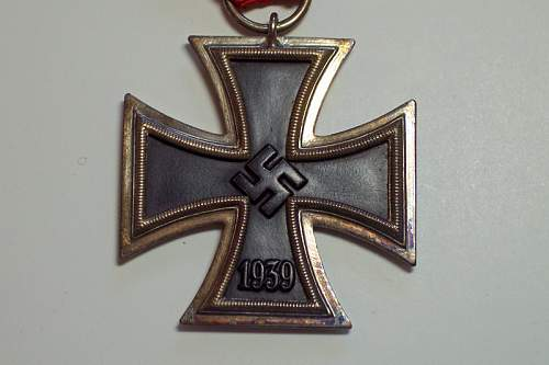 My First Eisernes Kreuz 2. Klasse