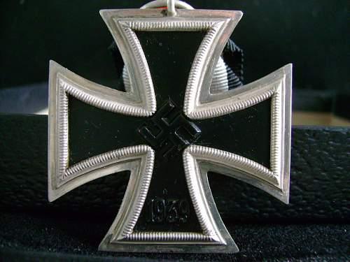 iron cross unmarked