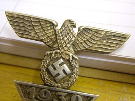 NEW !!! NEED HELP Eisernes Kreuz 1st Klasse Spange?