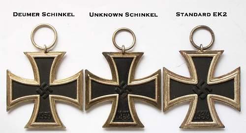 Schinkel EK2 by an unknown maker.