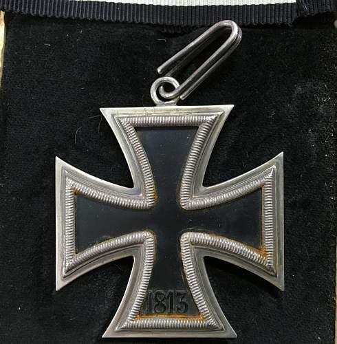Ritterkreuz des Eisernen Kreuzes
