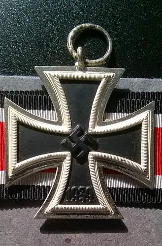 1939 Eisernes Kreuz 2 Klasse