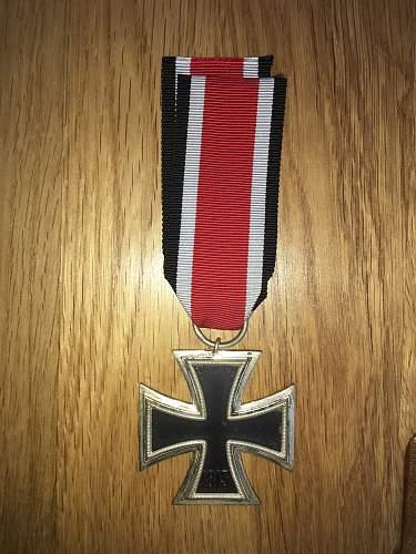 Eisernes Kreuz 2 Klasse: Ferdinand Wiedmann