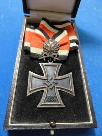 Ritterkreuz / Knights Cross of Iron Cross - No MM