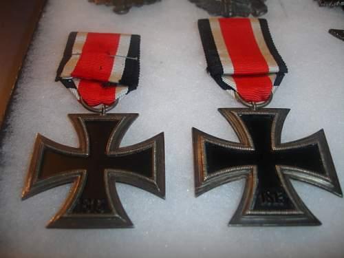 Over sized Iron Cross