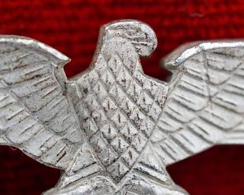 1939 Spange zum Eisernen Kreuzes 1st Klasse 1914 - Duemer L/11 (EK1 Spange )
