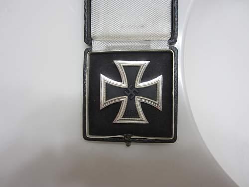 Opinions on this L/11 marked Eisernes Kreuz 1 Klasse