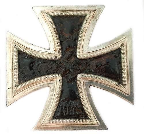 Eisernes Kreuz 2 / Original?