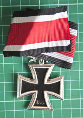 Knights cross fake? I suspect, but confirmation would be good