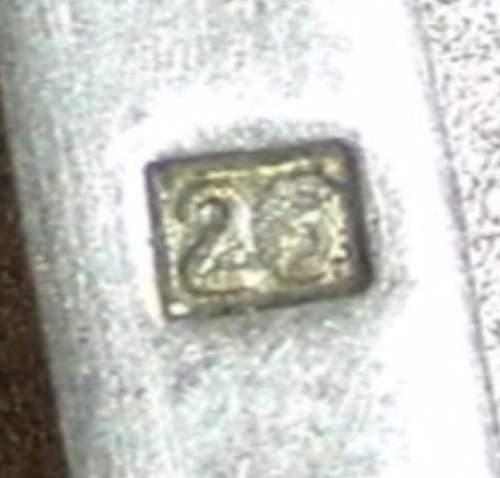"""Please help ,EISERNES KREUZ 1. KLASSE 1939  """"26"""""""