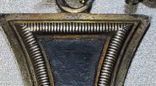 Ritterkreuz des Eisernen Kreuzes mit Eichenlaub, Schwertern und Brillanten - Opinions