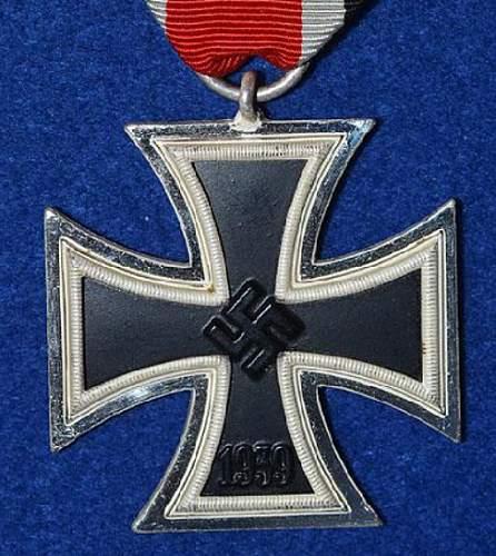Eisernes Kreuz 2. Klasse - Fake or Real?