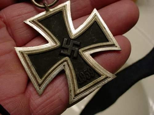 Eisernes Kreuz look original?