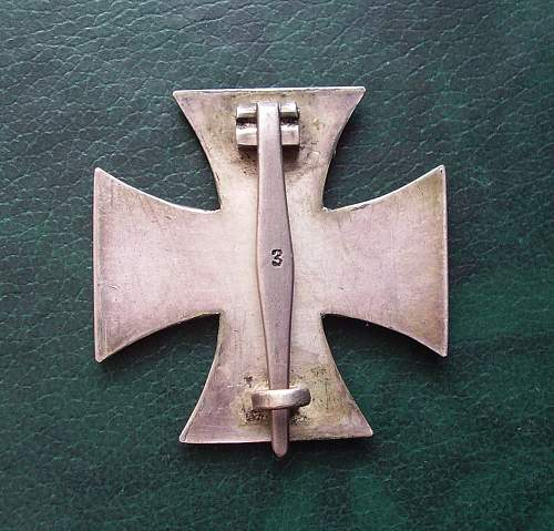 Eisernes Kreuz 1. Klasse