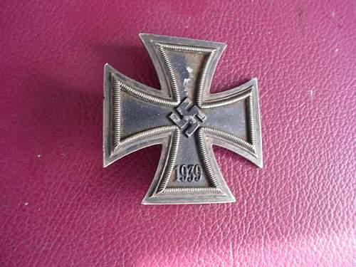 Eisernes Kreuz 1 good one?