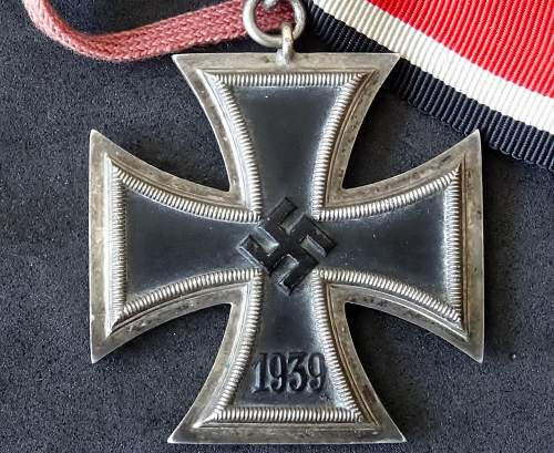 Eisernes Kreuz 2. Klasse - field modified