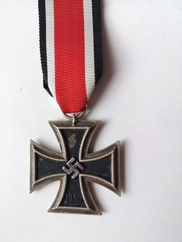 Eisernes Kreuz 2. Klasse by S.Jablonski&Co.,Posen (128)