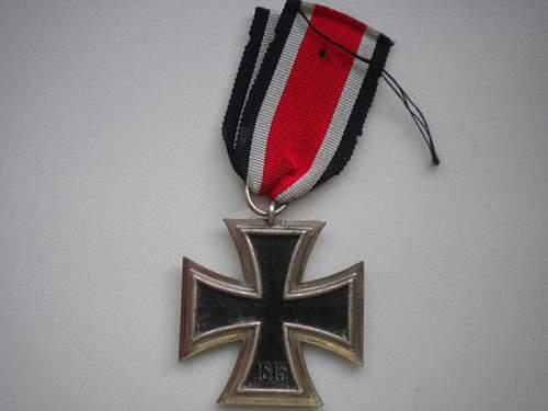 Eisernes Kreuz 2nd Klasse