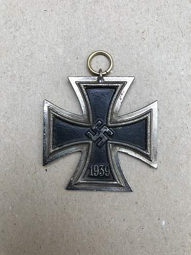 Eisernes Kreuz 2nd Class Real or Fake