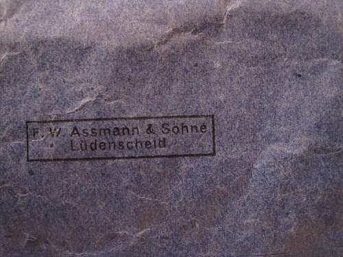 Assmann ek2 packet