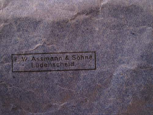 Assmann ek2 packet