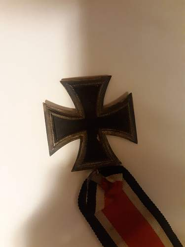 Eisernes Kreuz 2. Klasse Real or Fake