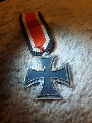 Eisernes Kreuz 2. Klasse Real or Fake