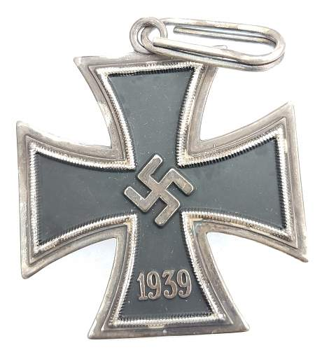 Ritterkreuz des Eisernen Kreuzes for review