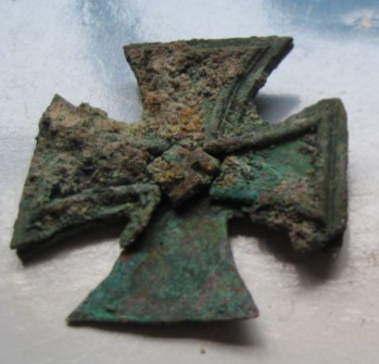 Dug Eisernes Kreuz 1. Klasse - Thoughts Please