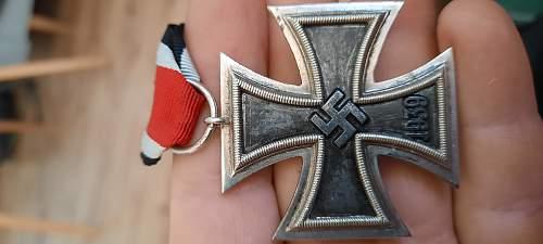 Eisernes Kreuz II Klasse - originall?