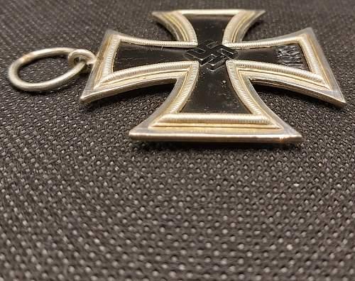 Herstellerbestimmung Eisernes Kreuz 2