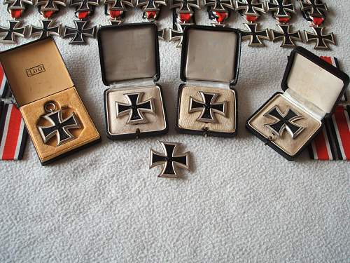 Some new and old crosses