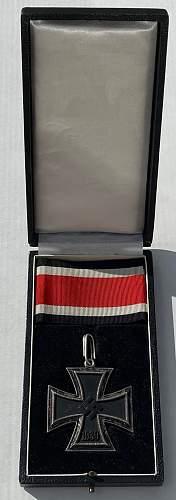 Klein&Quenzer Ritterkreuz+ box, opinions please