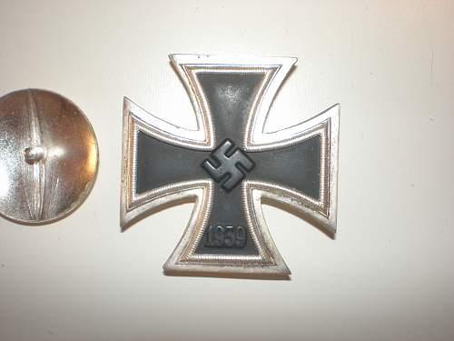 Mein Drittes Reich Eisernes Kreuz Sammlung