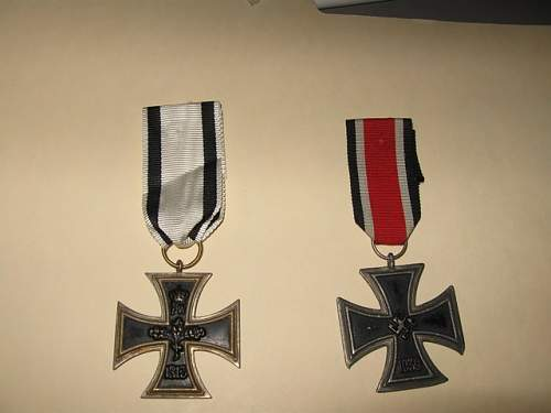 Opinion on Iron crosses 2nd class