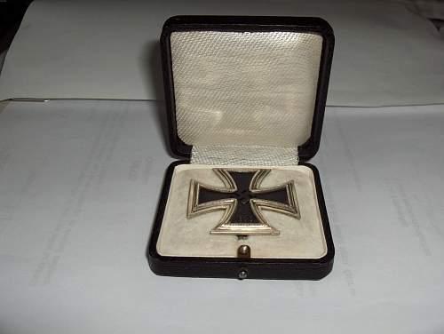 Click image for larger version.  Name:Eisernes Kreuz I. Klasse - coffret (e).jpg Views:170 Size:249.3 KB ID:160758