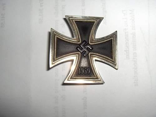 Click image for larger version.  Name:Eisernes Kreuz I. Klasse - face.jpg Views:134 Size:245.8 KB ID:160759