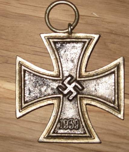 Eisernes Kreuz 2  Klasse