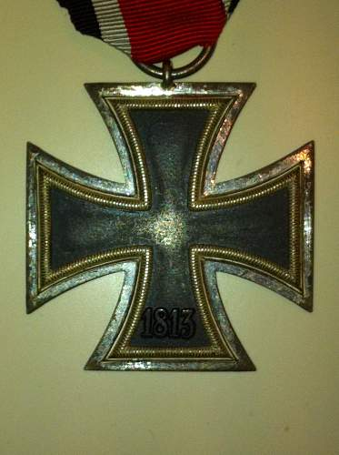 Click image for larger version.  Name:Knights Cross 2nd Class 003.jpg Views:176 Size:252.7 KB ID:173439
