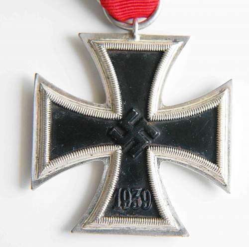 Eisernes Kreuz II Klassse