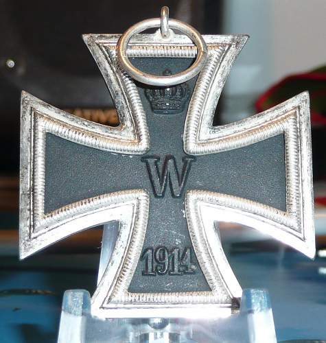 EKII Deschler 1914 cored