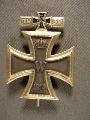 EKI 1914, Wiederholungsspange,  EKI 1939