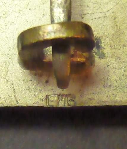 Double stamped EK1 L/16 4