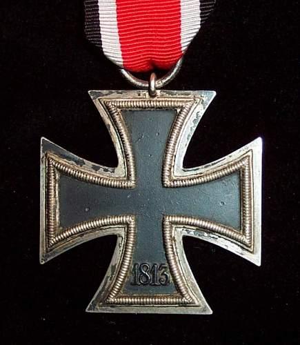 Eisernes Kreuz II Klasse