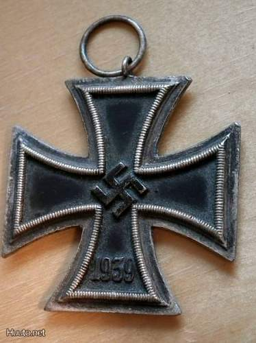Eisernes Kreuz and SS Field Ehrenzeichen?? Original or not???