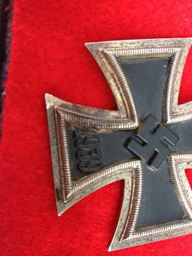 """Ritterkreuz""Knight's Cross of the Iron Cross..."