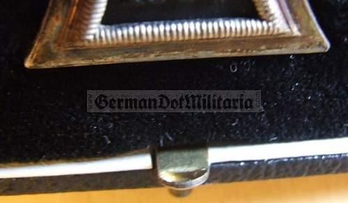My First Ritterkreuz.