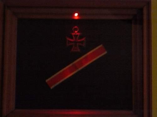 My First Eisernes Kreuz 2nd Klasse.