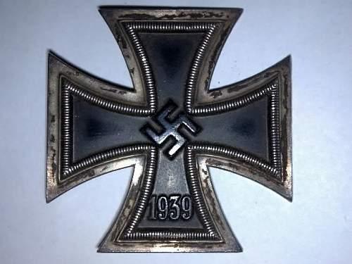 Eisernes Kreuz opinions please